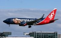 Photo: SkyEurope Airlines, Boeing 737-700, OM-NGA