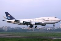 Photo: Saudi Arabian Airlines, Boeing 747-400, TF-AMT