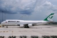 Photo: Mahan Air, Boeing 747-300, EP-MNE