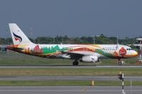 Photo: Bangkok Airways, Airbus A320, HS-PGU