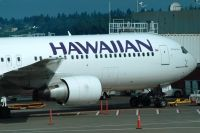 Photo: Hawaiian Air, Boeing 767-300, N598HA