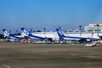 Photo: All Nippon Airways Cargo, Boeing 767-300, JA603F