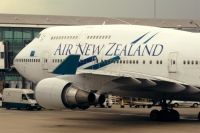 Photo: Air New Zealand, Boeing 747-400, ZK-SUJ