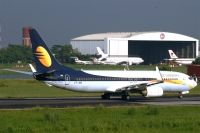 Photo: Jet Airways, Boeing 737-800, VT-JBE