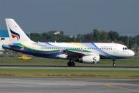 Photo: Bangkok Airways, Airbus A319, HS-PGY