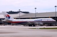 Photo: Malaysia Airlines, Boeing 747-400, 9M-MPH