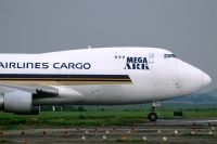 Photo: Singapore Airlines Cargo, Boeing 747-400, 9V-SFG