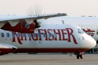 Photo: Kingfisher Airlines, ATR ATR 72, VT-KAH