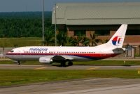 Photo: Malaysia Airlines, Boeing 737-400, 9M-MQP