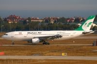 Photo: Mahan Air, Airbus A300, EP-MHF