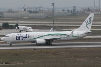 Photo: Buraq Air, Boeing 737-800, 5A-DMG