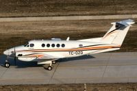 Photo: Ozerk air, Beech King Air, TC-OZD