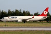 Photo: Turkish Airlines THY, Boeing 737-800, TC-JGE