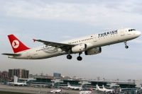Photo: Turkish Airlines THY, Airbus A321, TC-JRA