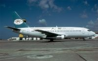 Photo: Air Mediterranne, Boeing 737-200, F-GCJL