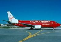 Photo: Virgin Express, Boeing 737-300, OO-LTM