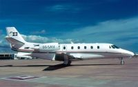 Photo: Untitled, Cessna Citation, OO-SAV
