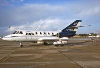 Photo: FRA Aviation Ltd, Dassault Falcon 20, G-FRAE
