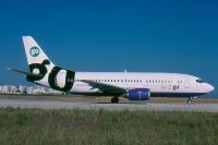 Photo: Go Fly, Boeing 737-300, G-IGOO