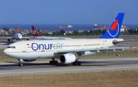 Photo: Onur Air, Airbus A300, TC-ONT