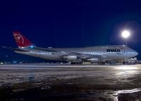 Photo: Northwest Airlines, Boeing 747-400, N671US