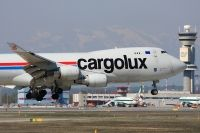 Photo: Cargolux, Boeing 747-400, LX-ICV