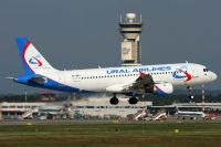 Photo: Ural Airlines, Airbus A320, VP-BPV