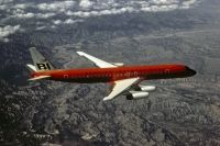 Photo: Braniff International Airlines, Douglas DC-8-62, N1808E