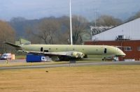 Photo: Royal Air Force, British Aerospace Nimrod, ZJ521