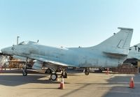 Photo: Privately owned, Douglas A-4 Skyhawk, 154204