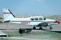 Photo: Privately owned, Piper PA-23-250 Aztec, N100VT