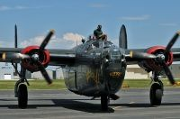 Photo: Privately owned, Consolidated Vultee B-24 Liberator, N224J