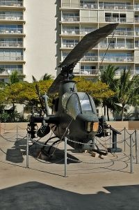 Photo: United States Army, Bell AH-1 Cobra, 67-15796