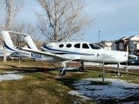 Photo: Privately owned, Adam Aircraft Industries M309, N309A