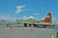 Photo: Privately owned, Boeing B-17 Flying Fortress, N93012