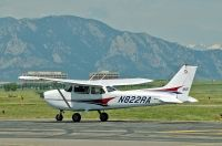 Photo: Privately owned, Cessna 172, N822RA