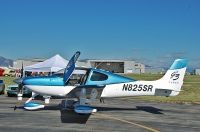 Photo: Privately owned, Cirrus SR22, N825SR