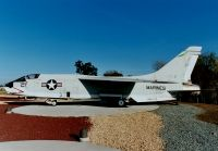 Photo: United States Marines Corps, Vought F-8 Crusader, 144617