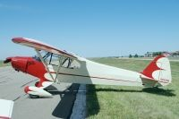 Photo: Privately owned, Piper PA-18 Cub, N4930M