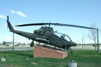 Photo: United States Army, Bell AH-1 Cobra, 67-15687