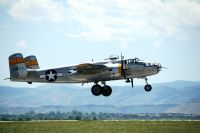 Photo: Privately owned, North American B-25 Mitchell, 44-86777