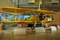 Photo: United States Navy, Stearman N2S-3, 7103