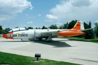 Photo: United States Air Force, Martin B-57, 55-4279
