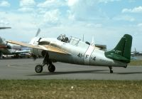 Photo: Privately owned, Grumman Wildcat, N8816