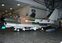 Photo: Privately owned, Vought A-7 Corsair II, 73-0996