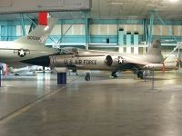 Photo: United States Air Force, Lockheed F-104 Starfighter, 56-0910