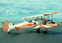 Photo: Privately owned, Stearman PT-17 Kaydet, N450PW
