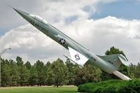 Photo: Privately owned, Lockheed F-104 Starfighter, 56-0936