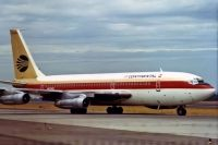 Photo: Continental Airlines, Boeing 720, N57205