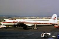 Photo: Argosy Travel Club, Douglas DC-7, N6318C